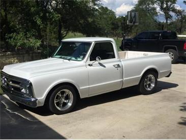1969 GMC Pickup (CC-1307238) for sale in Cadillac, Michigan