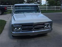 1969 GMC Pickup (CC-1307238) for sale in Cadillac, Michigan