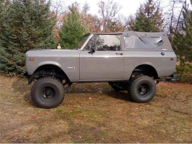 1978 International Scout II (CC-1307245) for sale in Cadillac, Michigan
