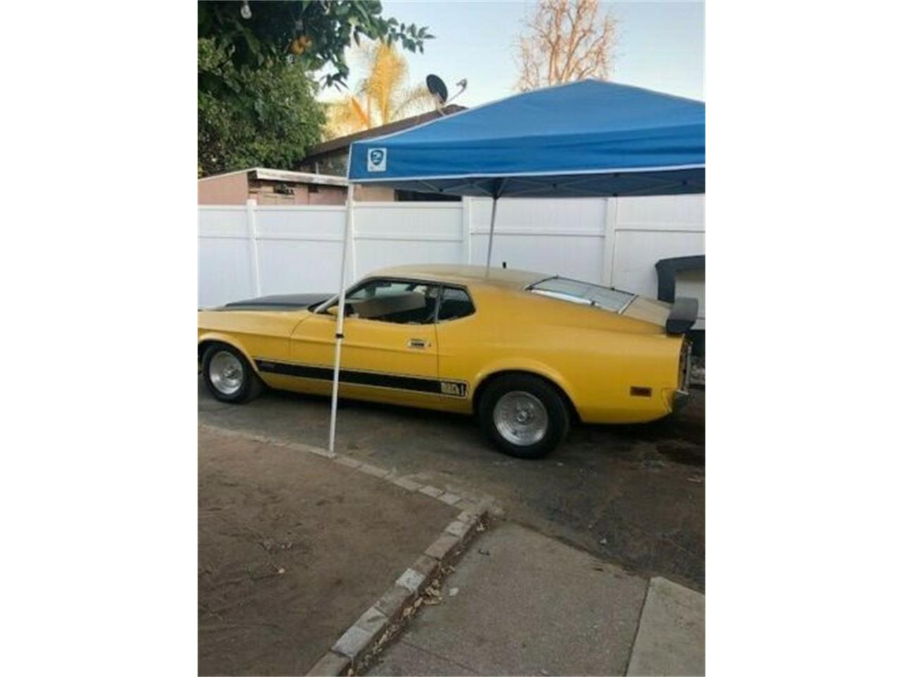 1973 Ford Mustang (CC-1307247) for sale in Cadillac, Michigan