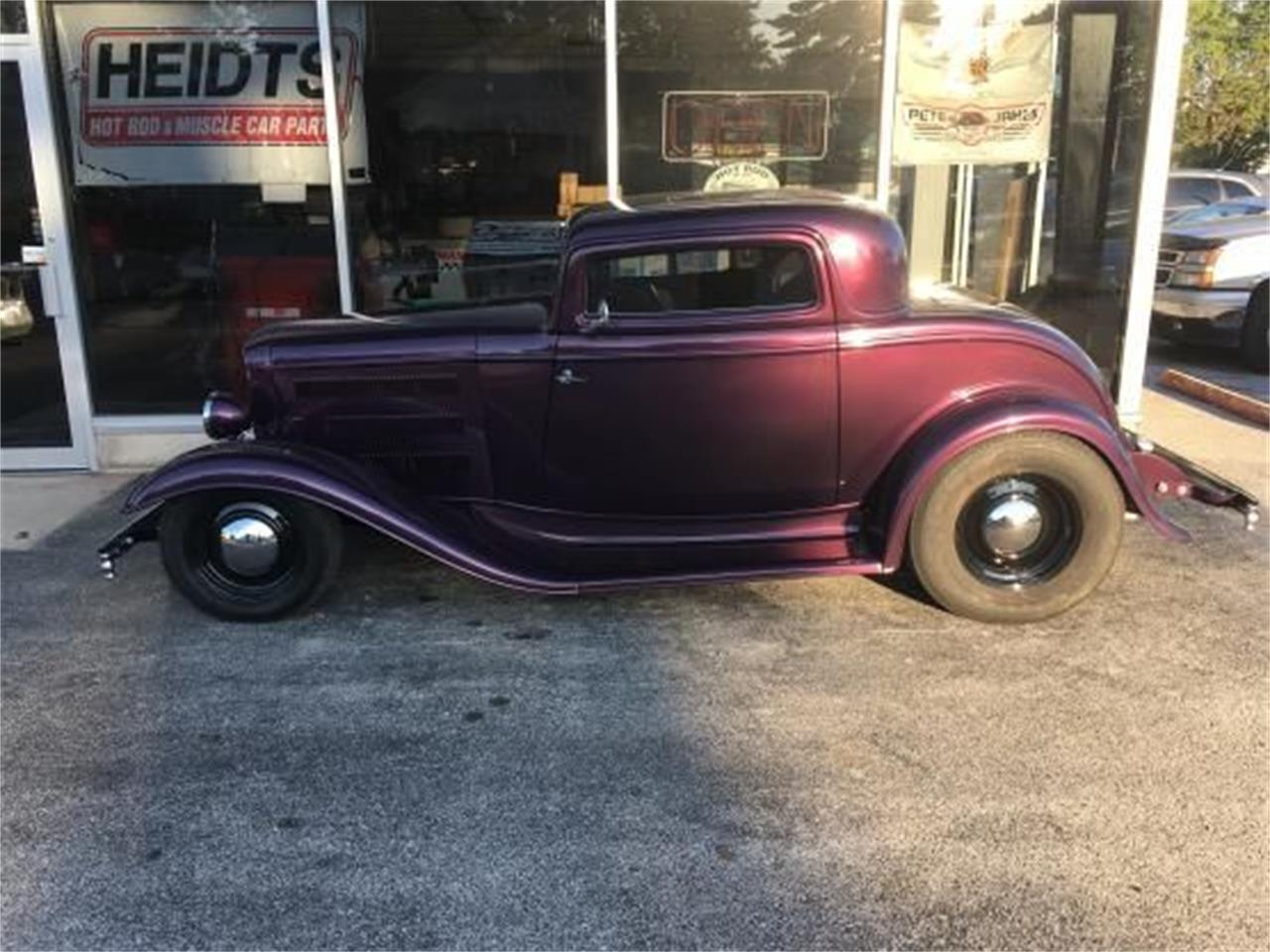 1932 Ford Coupe (CC-1307248) for sale in Cadillac, Michigan