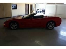 2002 Chevrolet Corvette (CC-1307262) for sale in Cadillac, Michigan