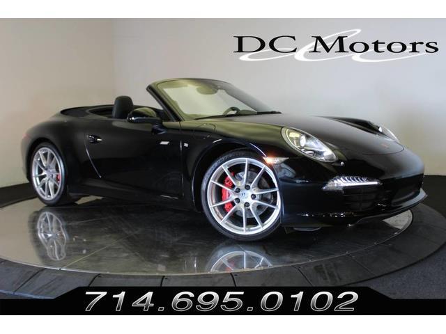 2013 Porsche 911 (CC-1307267) for sale in Anaheim, California