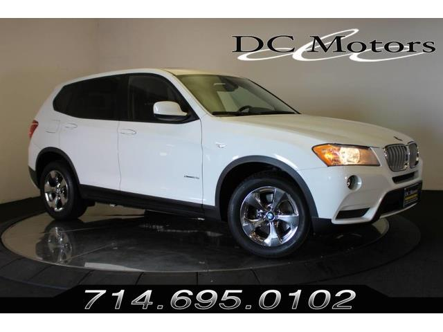2011 BMW X3 (CC-1307268) for sale in Anaheim, California