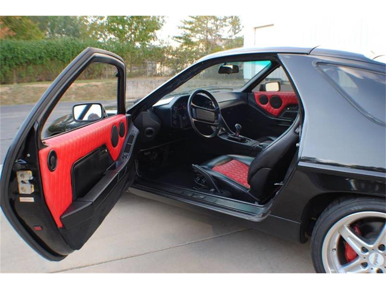 Porsche 928 Door Glass Anti Vibration Pads