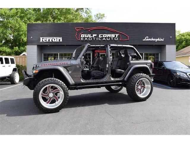 2018 Jeep Wrangler (CC-1307275) for sale in Biloxi, Mississippi