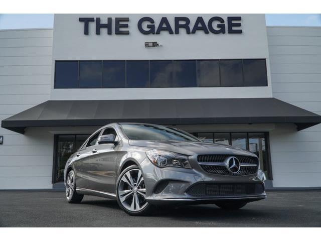 2017 Mercedes-Benz CLA (CC-1307288) for sale in Miami, Florida