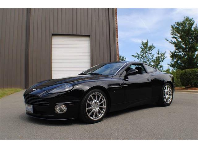 2006 Aston Martin V12 (CC-1300073) for sale in Charlotte, North Carolina