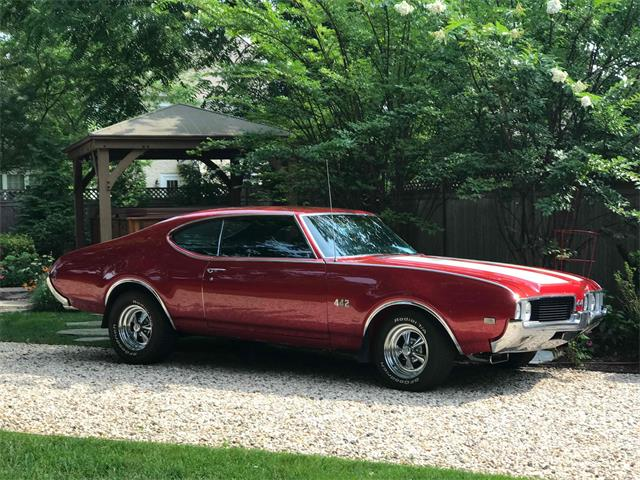 1969 Oldsmobile 442 (CC-1307301) for sale in Amityville, New York