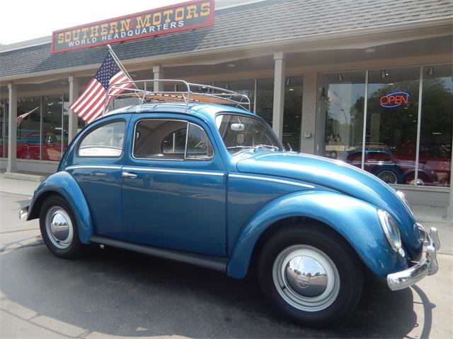1959 Volkswagen Beetle (CC-1307312) for sale in Clarkston, Michigan