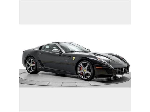 2011 Ferrari 599 (CC-1307336) for sale in Austin, Texas