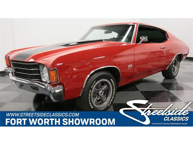 1972 Chevrolet Chevelle (CC-1300736) for sale in Ft Worth, Texas