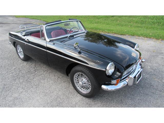1965 MG MGB (CC-1307363) for sale in WASHINGTON, Missouri