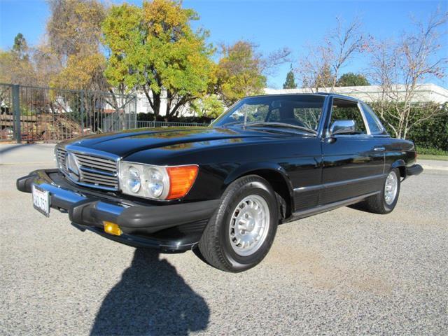 1979 Mercedes-Benz 450SL (CC-1307364) for sale in SIMI VALLEY, California