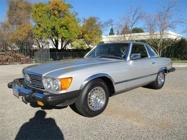 1980 Mercedes-Benz 450SL (CC-1307365) for sale in SIMI VALLEY, California