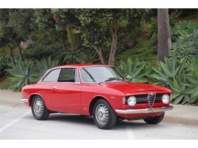 1967 Alfa Romeo Giulietta Sprint Veloce (CC-1307369) for sale in La Jolla, California