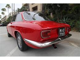 1967 Alfa Romeo Giulietta Sprint Veloce (CC-1307369) for sale in La Jolla, California
