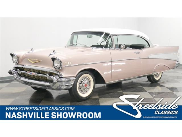 1957 Chevrolet Bel Air (CC-1307376) for sale in Lavergne, Tennessee
