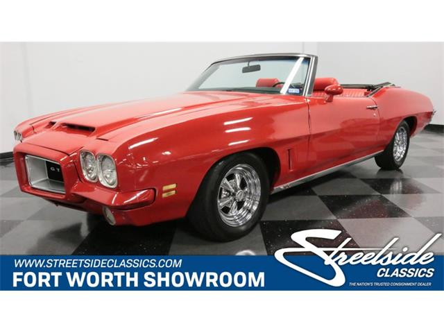 1972 Pontiac GTO (CC-1300738) for sale in Ft Worth, Texas