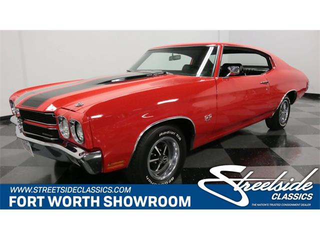 1970 Chevrolet Chevelle (CC-1300739) for sale in Ft Worth, Texas