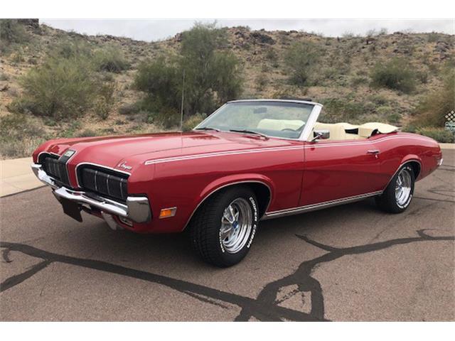1970 Mercury Cougar (CC-1307410) for sale in Scottsdale, Arizona