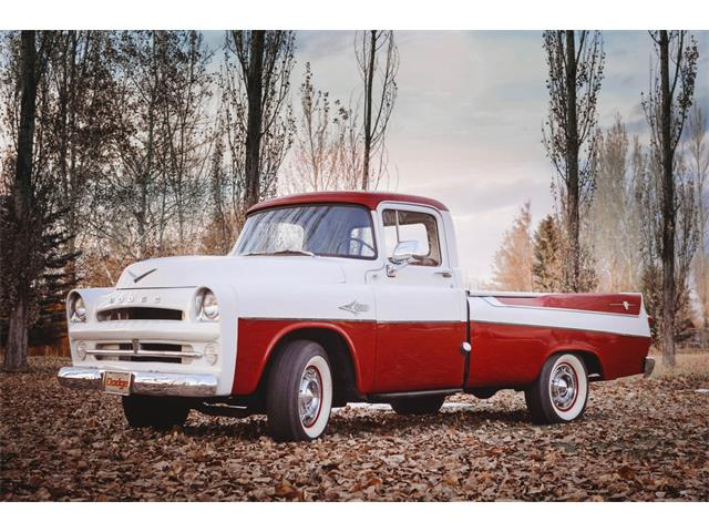 1957 Dodge D100 (CC-1307441) for sale in Scottsdale, Arizona