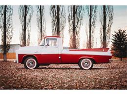 1957 Dodge D100 (CC-1307441) for sale in Scottsdale, Arizona