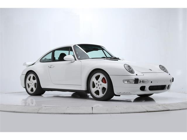 1996 Porsche 911 Turbo (CC-1307449) for sale in Scottsdale, Arizona