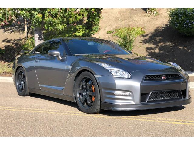 2015 Nissan GT-R (CC-1307469) for sale in Scottsdale, Arizona
