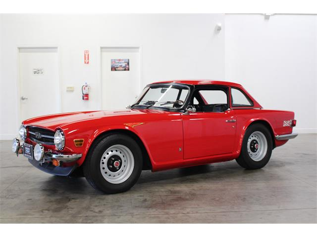 1976 Triumph TR6 (CC-1307478) for sale in Fairfield, California