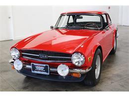 1976 Triumph TR6 (CC-1307478) for sale in Fairfield, California