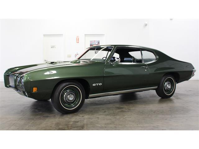 1970 Pontiac GTO (CC-1307479) for sale in Fairfield, California