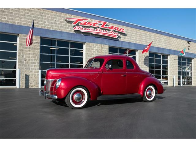 1940 Ford Coupe (CC-1307490) for sale in St. Charles, Missouri