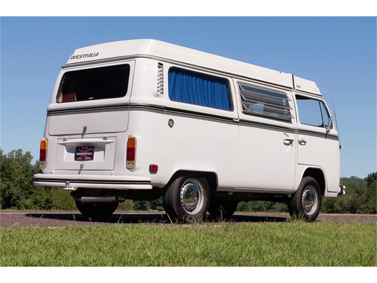 1975 Volkswagen Westfalia Camper (CC-1300752) for sale in St. Louis, Missouri