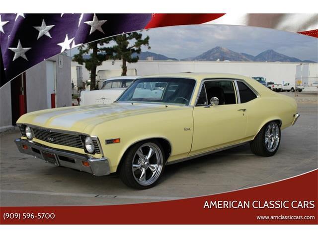 1969 Chevrolet Nova (CC-1307525) for sale in La Verne, California