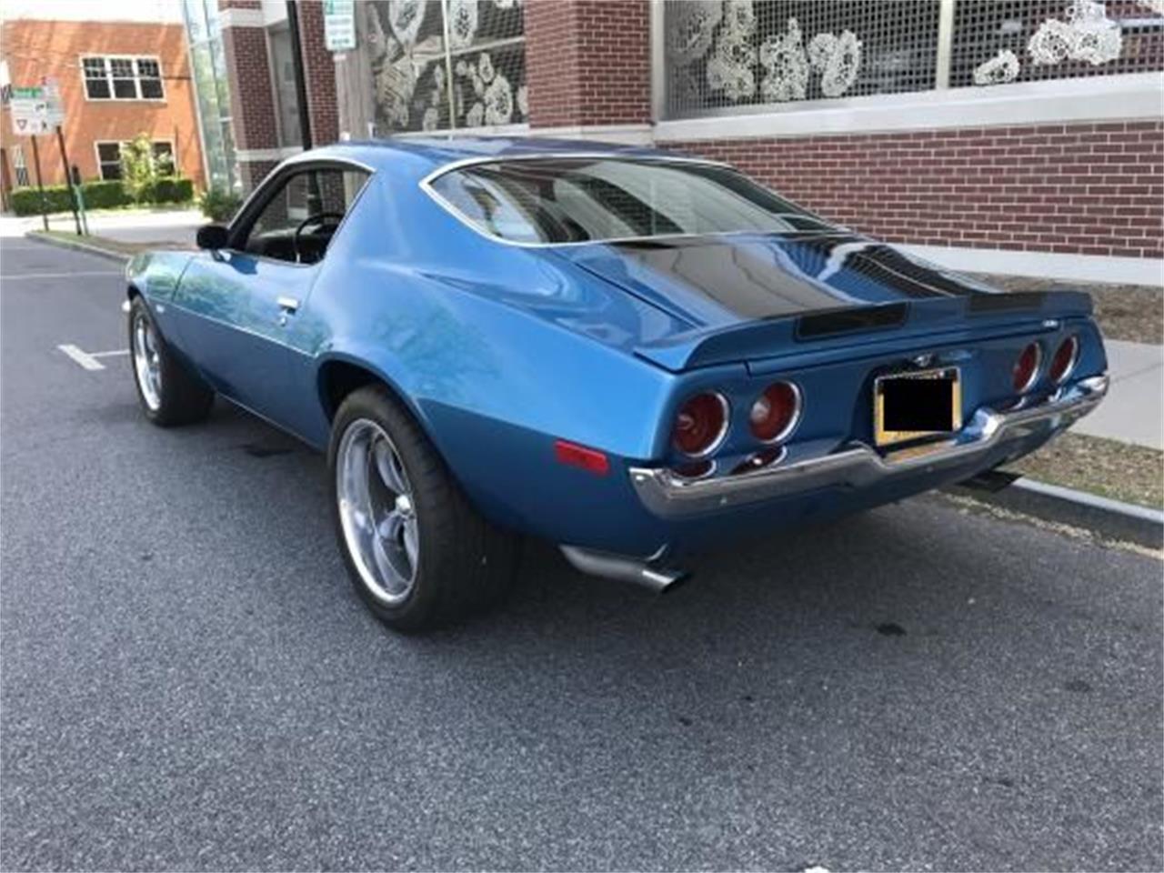 1971 Chevrolet Camaro (CC-1307529) for sale in Cadillac, Michigan