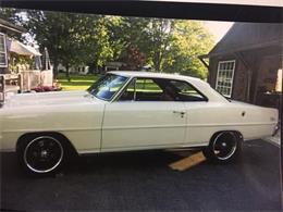 1967 Chevrolet Nova (CC-1307539) for sale in Cadillac, Michigan