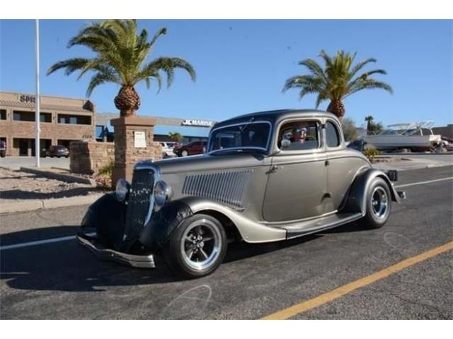 1934 Ford Coupe (CC-1307547) for sale in Cadillac, Michigan