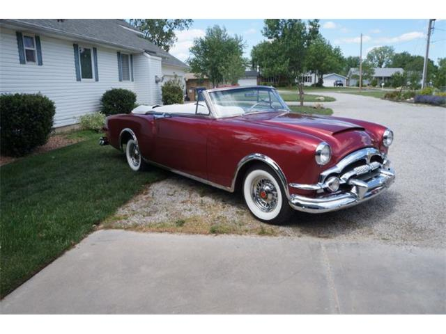 1953 Packard Caribbean (CC-1307553) for sale in Cadillac, Michigan
