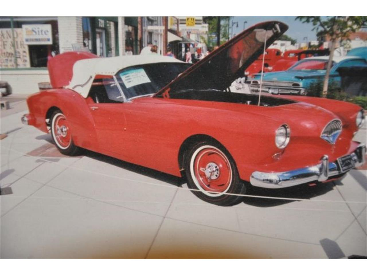 1954 Kaiser Frazer (CC-1307557) for sale in Cadillac, Michigan