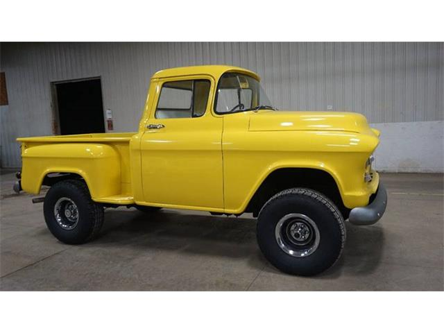 1957 Chevrolet 3100 (CC-1307559) for sale in Clarence, Iowa