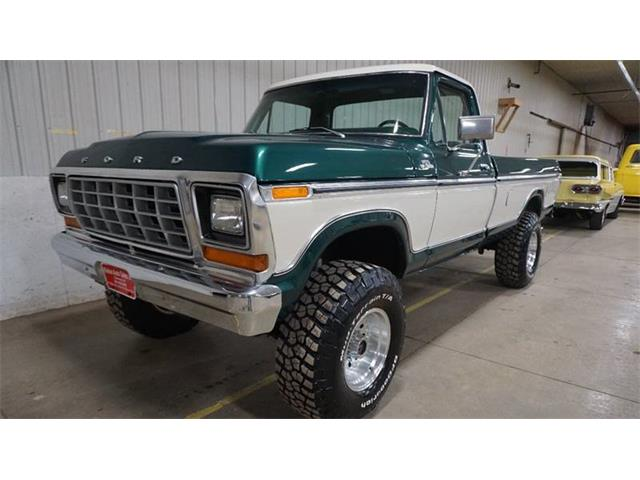 1978 Ford F250 (CC-1307560) for sale in Clarence, Iowa