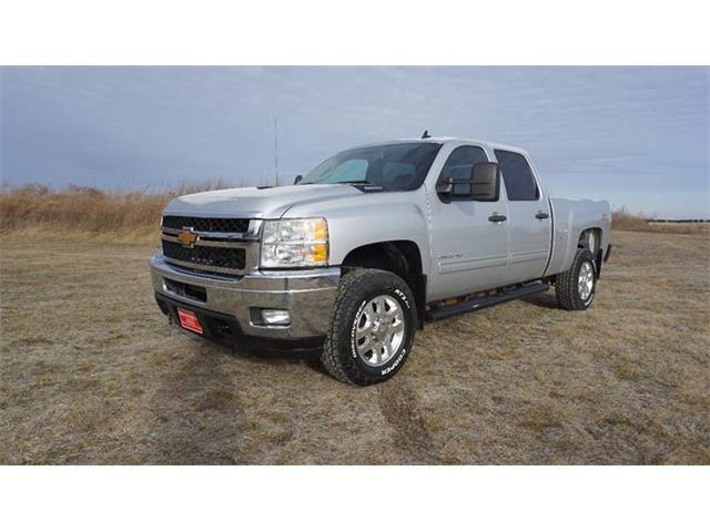 2012 Chevrolet Silverado (CC-1307562) for sale in Clarence, Iowa
