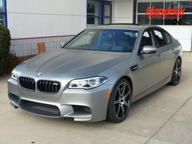 2015 BMW M5 (CC-1307578) for sale in Charlotte, North Carolina