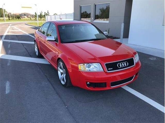 2003 Audi RS6 (CC-1300758) for sale in Punta Gorda, Florida