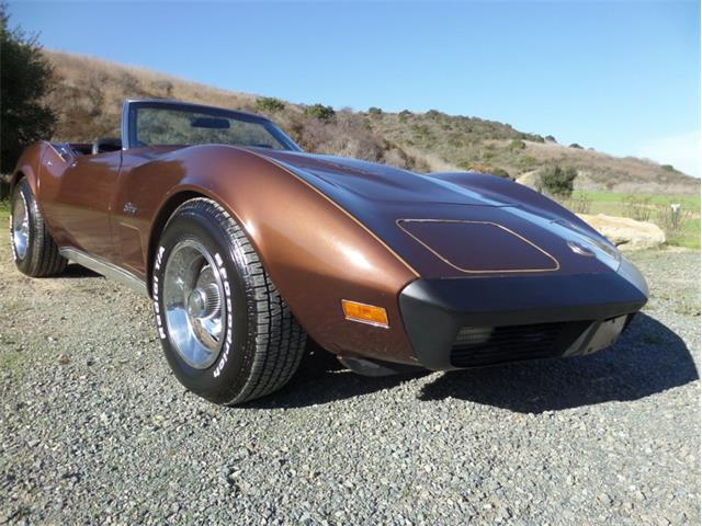 1974 Chevrolet Corvette (CC-1307625) for sale in Laguna Beach, California