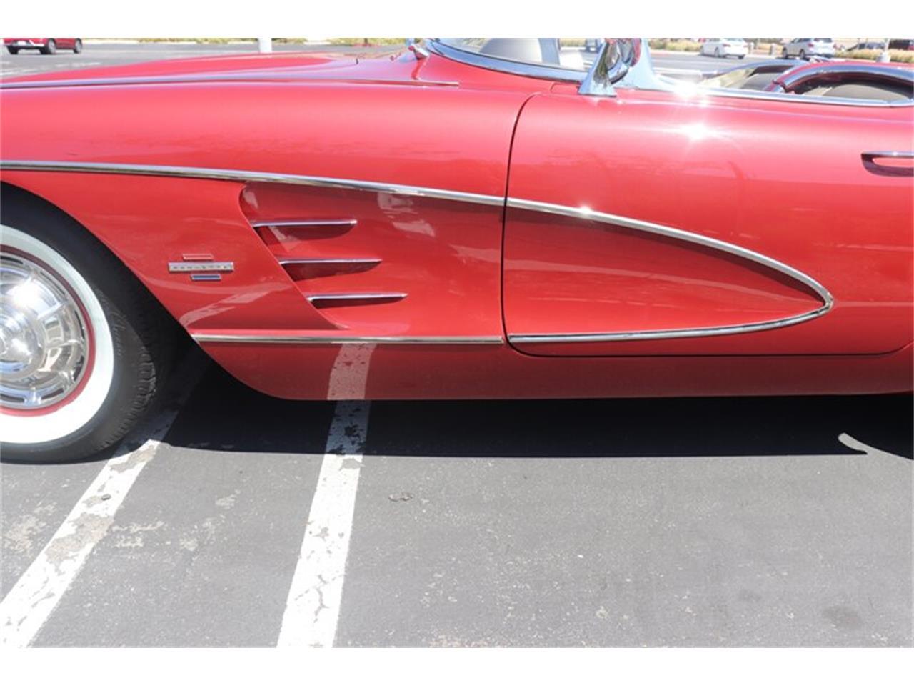 1961 Chevrolet Corvette (CC-1307664) for sale in Anaheim, California