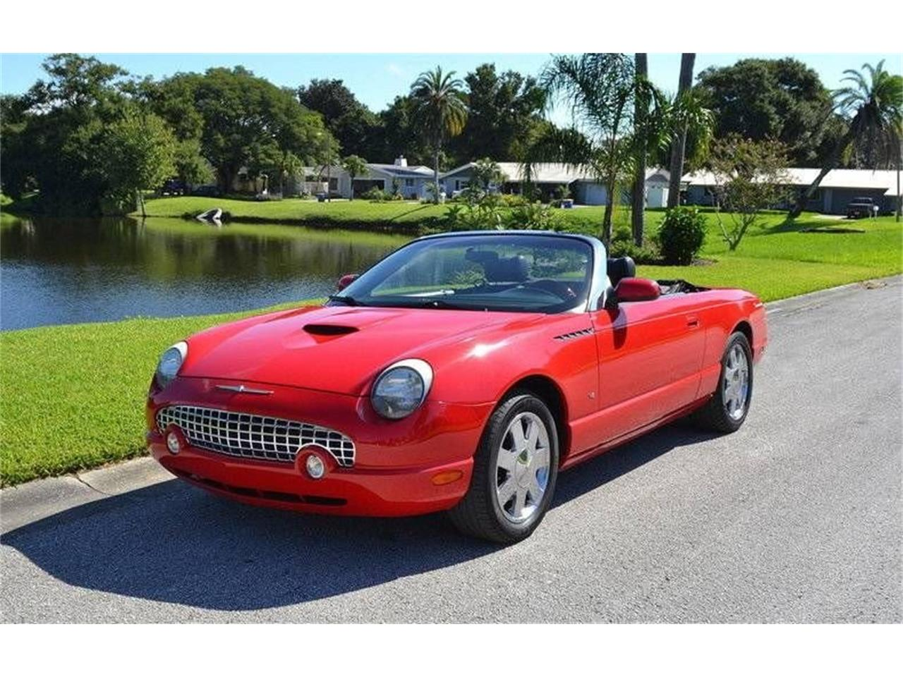 2003 Ford Thunderbird (CC-1300769) for sale in Punta Gorda, Florida