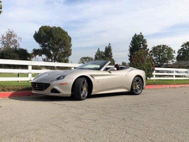 2017 Ferrari California (CC-1307692) for sale in Los Angeles, California