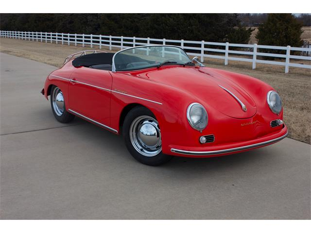 1957 Porsche 356 (CC-1307719) for sale in OKC, Oklahoma